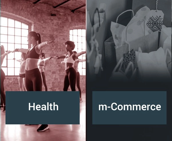 Big Data Consulting projects for the health and m-commerce sectors.